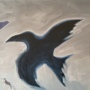 """raven"" (<a href='/inquire.php?gallery=beach&file=fullsizeoutput_16f0.jpeg&caption=raven'>Inquire about this piece</a>)<br />info: 24x36"