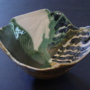"""hand built fruit bowl"" (<a href='/inquire.php?gallery=ceramic&file=DSC08597.JPG&caption=hand built fruit bowl'>Inquire about this piece</a>)<br />price: $250"